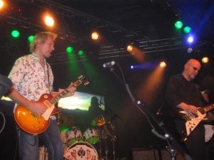 Wishbone Ash ,Byscenen
